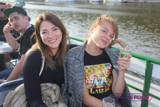 TES Prague 2019 Boat Cruise