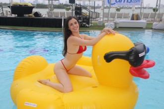 XBIZ Miami Day Two
