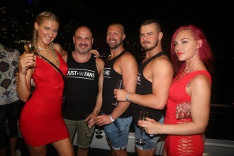 XBIZ Miami 2018 Yacht Party